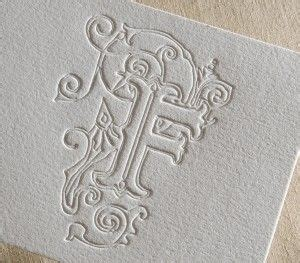 Blind Emboss St 98 best images about letterpress retro style vintage style on personal identity