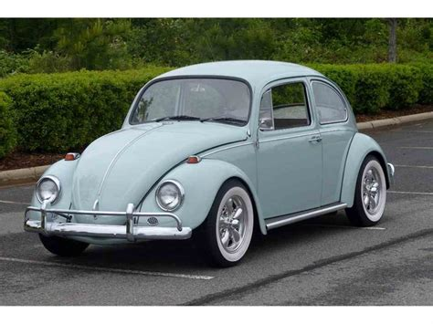 67 Volkswagen Beetle by 1967 Volkswagen Beetle For Sale Classiccars Cc 979891
