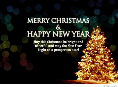 50 beautiful merry christmas and happy new year pictures