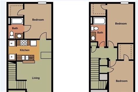 one bedroom townhomes fieldstone townhomes rentals bryant ar apartments