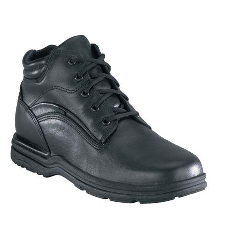 rockport boots mens waterproof s rockport 174 works waterproof sport boots black