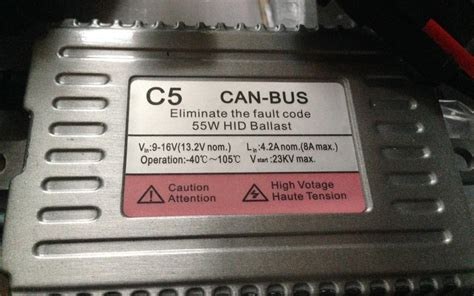 Lu Hid 55 Watt ボルボ v70xc autosite キャンセラー内蔵 hid コンバージョンキット55wh7 4300k装着滑人