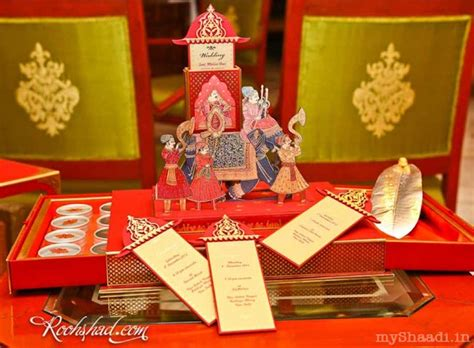 indian wedding card decorations a one on one with indian wedding card designer ravish