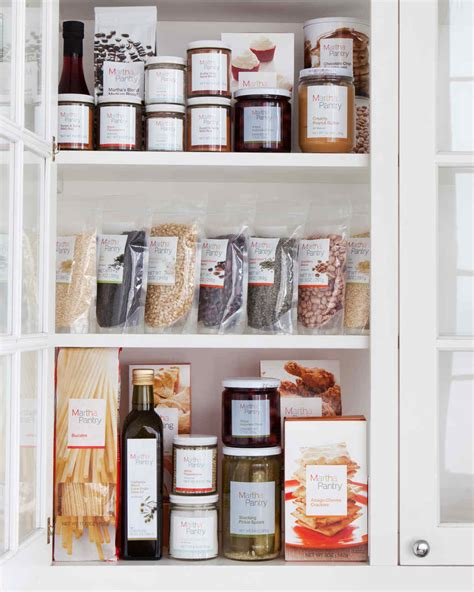 Pantry Staples Martha Stewart a guide to hosting houseguests martha stewart