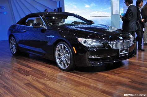 black convertible bmw video 2012 bmw 6 series convertible in black sapphire