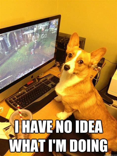 I Have An Idea Meme - i have no idea what i m doing misc quickmeme