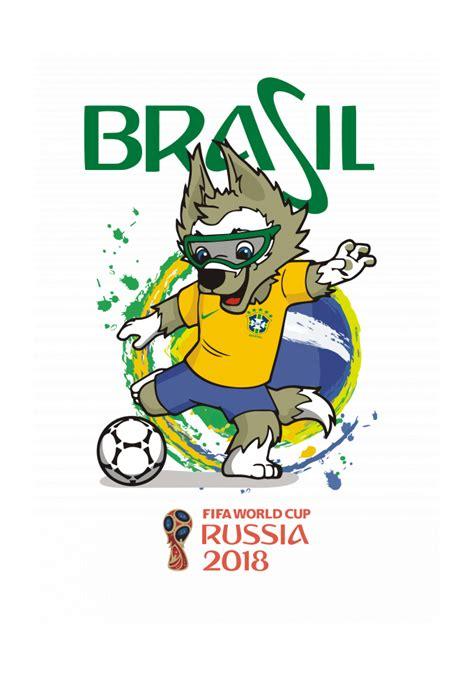 brasil copa do mundo 2018 zabivaka