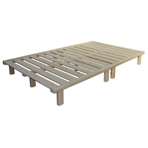 Shiki Futon Frame by Bed Base Frame Plattform Base Portable Bed Frame Humble Abode Nepal Futon Bed Base Shiki