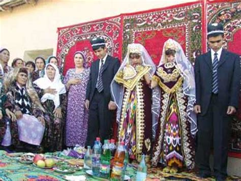 uzbek traditional clothing asia travel discoveries nikokh tui uzbek wedding