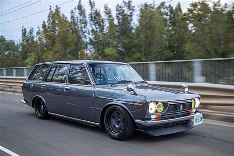 1971 datsun 1600 wagon 510 low