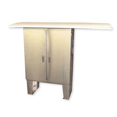 Box Panel Stainless Steel Custom stainless steel custom enclosures single door 12 hx16