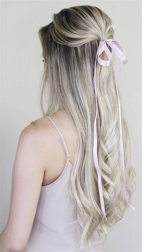 easy hairstyles ribbon simple hairstyles incorporating bows ribbon alex gaboury