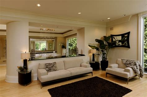 beige scheme color ideas for living room decorating with simple white fabric sofa furniture that