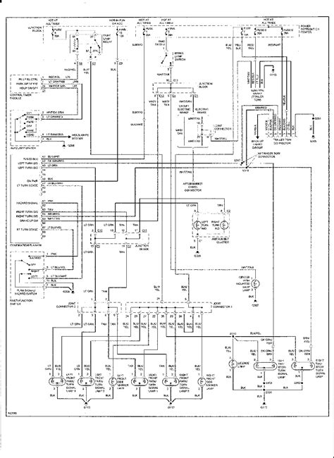 Wiring Harness Diagram For 1998 Dodge Ram 3500 Best
