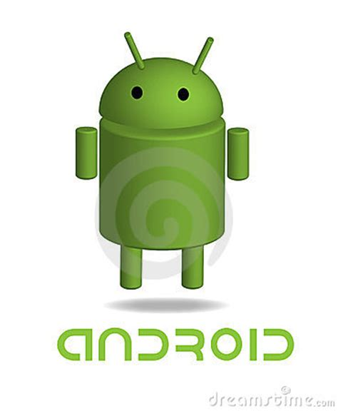 android bot android bot editorial image image 23439860