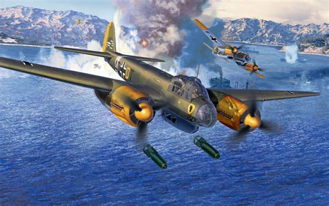 junkers ju 88 the 1848324758 1 junkers ju 88 hd wallpapers background images wallpaper abyss
