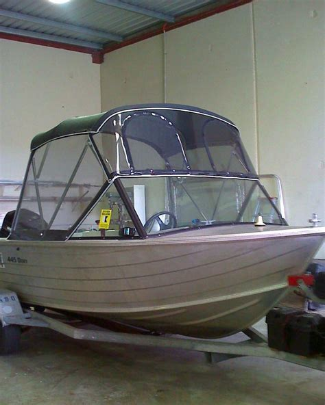 fishing boat canopy boat canopy and clears need advice and a quote fishing