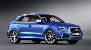 2016 audi rs q3 review specs photos cnynewcars