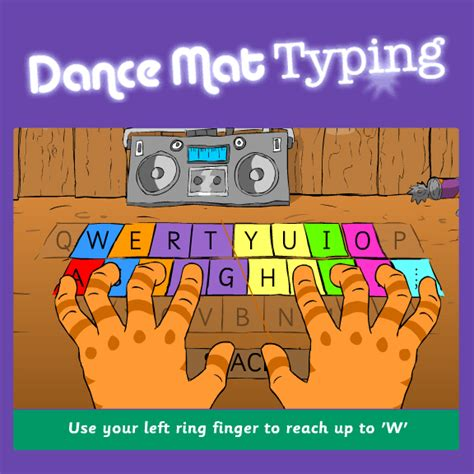 Mat Typing Lesson 1 by Mat Typing Educator Review