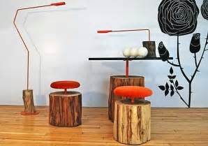 25 handmade wood furniture design ideas modern salvaged wood chairs stools and benches