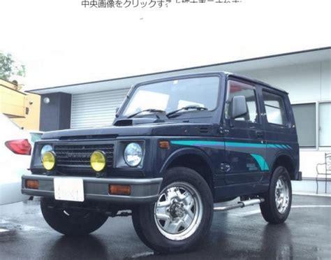 suzuki jimny 1991 suzuki jimny 1991 used for sale