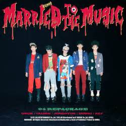 Boys Rooms shinee tops music charts with married to the music