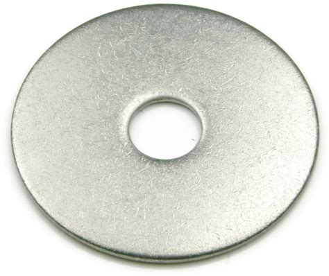 Washer Plat Ring Plate Stainless Steel M3 Diameter Dalam 3mm 1 Pcs types of fasteners nuts bolts washers
