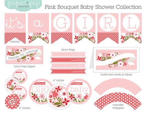 Printables For Baby Shower | baby shower free printables decorations www