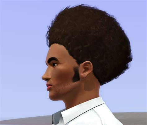 afro hairstyles sims 2 mod the sims sims 3 shop halloween hair as afro now