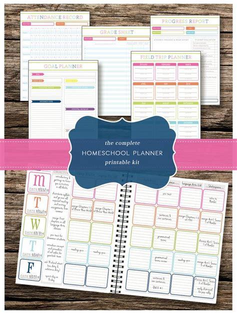 homeschool lesson planner online 108 best homeschool lesson plans organization images on