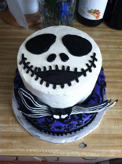 jack skellington cakes decoration ideas  birthday cakes