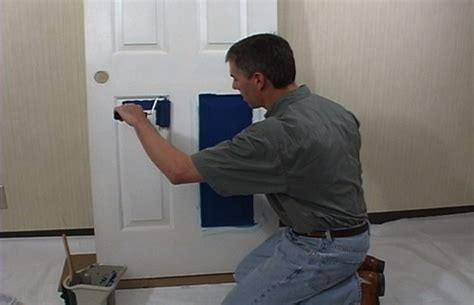 verniciare una porta la casa fai da te pitture e trucchi impariamo page 4