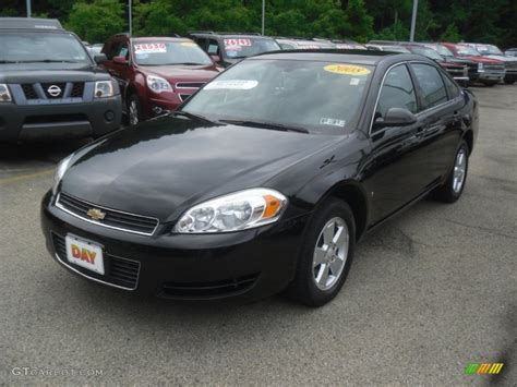 2008 impala black 2008 black chevrolet impala lt 66820136 photo 13