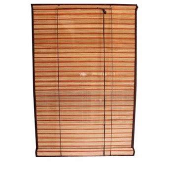 Krey Rotan Krei Hati Rotan 90x150 jual krey rotan tirai bambu tirai rotan gorden blinds oleh borneo di banjarbaru