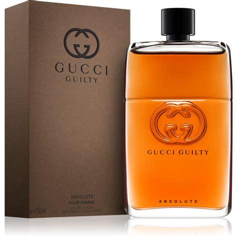 gucci guilty absolute eau de parfum for 150 ml