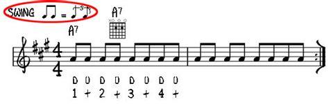 swing 8th notes blues rhythm guitar essentials part 1