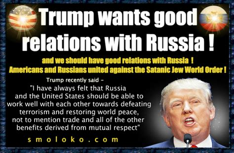 Trump Russia Memes - trump slams merkel jew run policies end of europe smoloko