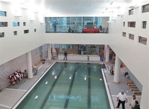 ymca steam room new downtown ymca to open soon in cleveland s galleria mall ideastream