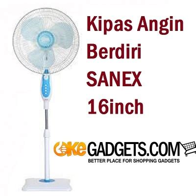 Kipas Angin Sanex Besar most wanted deals in indonesia