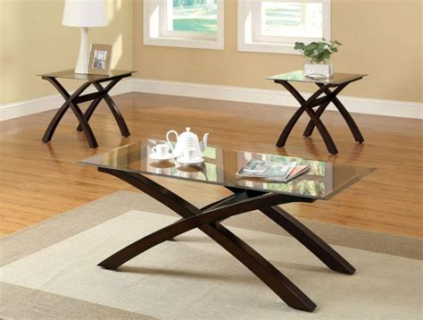 glass coffee table decorating ideas wood and glass coffee table with shelf wood and glass