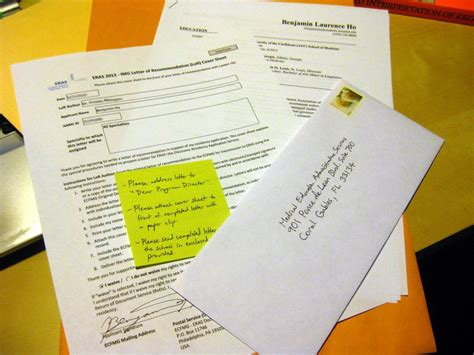 thank you letter after rotation how to get a letter of recommendation 171 diary of a