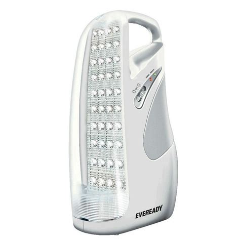 Lu Emergency Bulb buy eveready rechargable emergency light hl51 white
