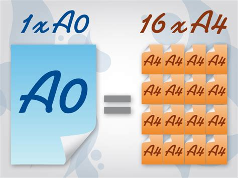 How Many Times Can A Of Paper Be Folded - a0 a4 how many a4 in a0 paper sheet