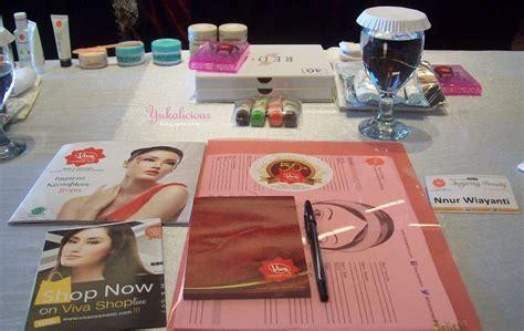 Harga Viva Kosmetik Lengkap yukalicious review viva meet n greet di jakarta
