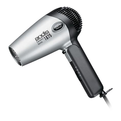 Hair Dryer Dengan Watt Rendah andis 1875 watt ionic folding hair dryer 80020andis the home depot