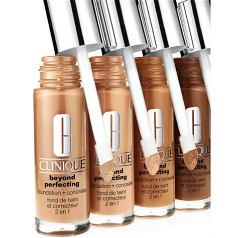 Clinique Beyond Perfecting Foundation clinique beyond perfecting 2 in 1 foundation concealer