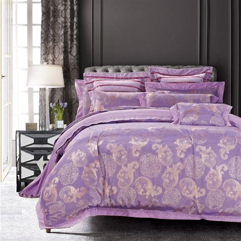 Stylish Comforter Sets by 2016 Luxury Floral Satin Bedding Sets Comforter Europe