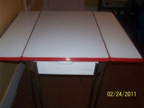 porcelain top table collectors weekly