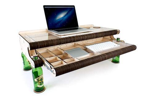 sg designed laser cut standing desks get kickstarter