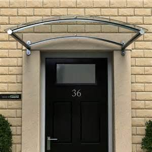 Curved Awnings Door Canopies High Quality British Made Door Canopies
